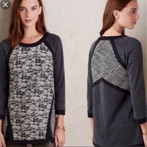 ANTHROPOLOGIE | HARLYN sweater tunic